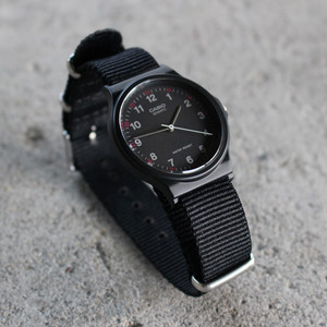 CASIO BASIC WATCH 02 [ NATO type ストラップ ]