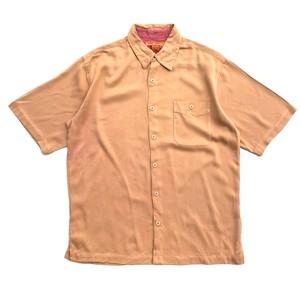 USED Silk color shirts - orange