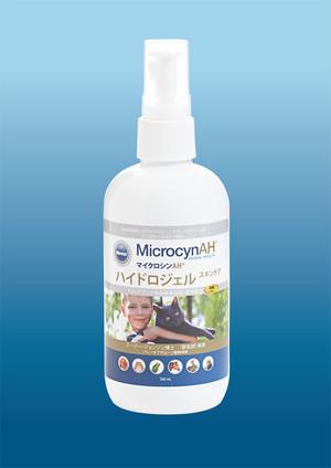 MicrocynAH® ハイドロジェルスキンケア(240ml)