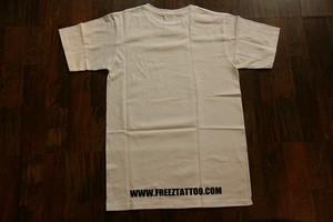 FREEZTATTOO  ロゴTシャツ