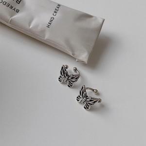butterfly ear cuff(gold / silver)