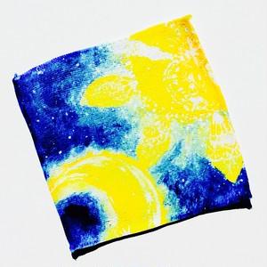1009- マイクロファイバーハンドタオル*【lua e sol】