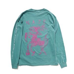 A.N.D.×NAZE L/S Tshirts