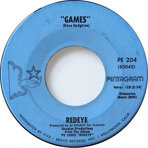 Redeye – Games / Collections Of Yesterday And Now