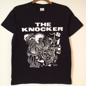 THE KNOCKERS feat.WEIRDO CARTOON TATOO