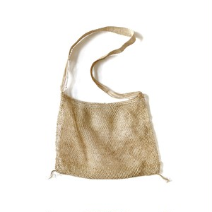 Laos Linen Mesh Big Bag