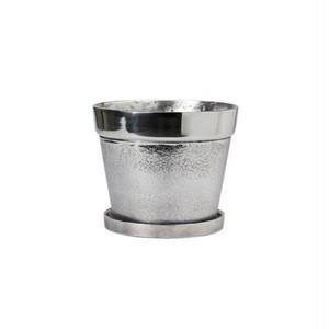 Alumi Planter&Saucer  S