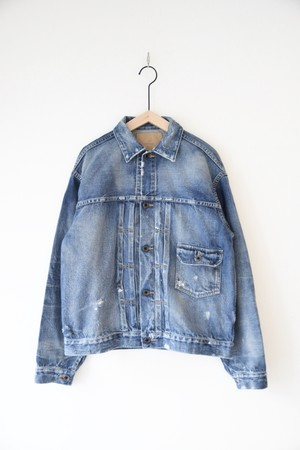 【Re:ORDINARY】DENIM JACKET 5year/J001