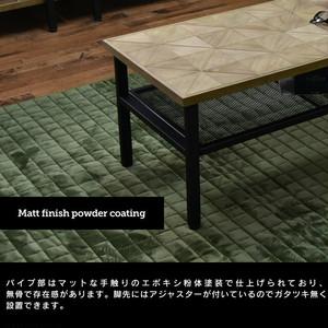 Kaleido Center Table / 西海岸ヴィンテージスタイル カレイド センターテーブル