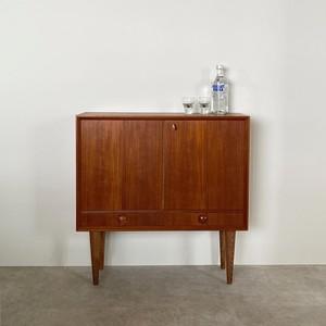 Bar cabinet with drawers / CS013  ** before repair **