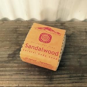 ネパール 石鹸 Sandalwood