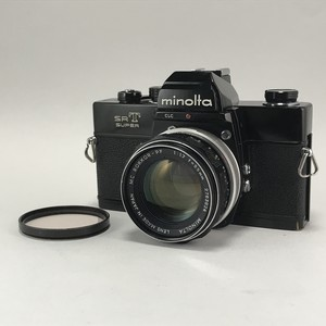 MINOLTA SRT SUPER Black