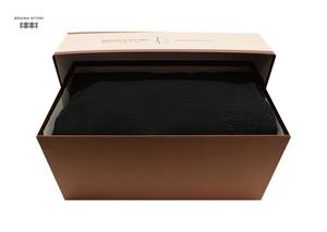 BRAMA STORI-RIN-クルーネックスウェットシャツ(ブラック/レディース)