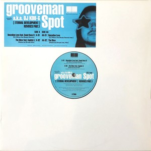 "【ラスト1/12""】grooveman Spot -[ETERNAL DEVELOPMENT]REMIXES PART.1"