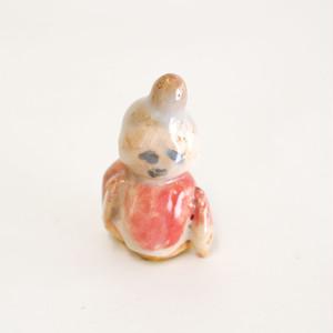 【一点物 陶器】橘田 佳男/ おばあちゃん