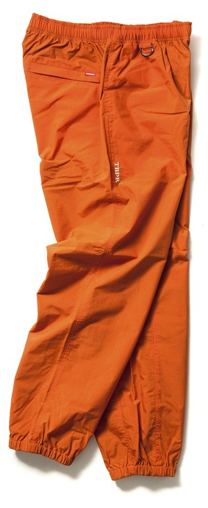 TIGHTBOOTH  NYLON TRACK PANTS ORENGE L タイトブース パンツ TBPR