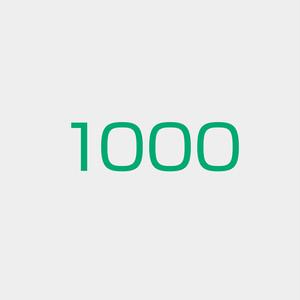 1,000円サポート