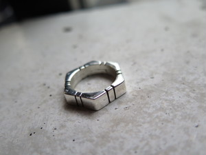silver ring(11,12,14号)