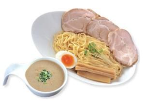 うるとら醤油つけ麺(濃厚豚骨魚介醤油つけ麺)
