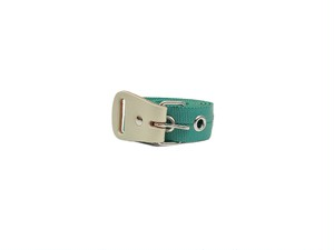【Necessary or Unnecessary】Nylon Belt (green)