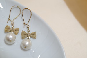 ribbon×cottonpearl
