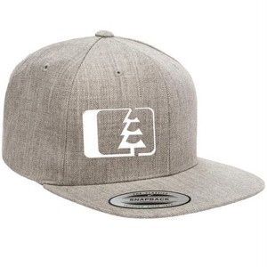 Snap Hat  キャップ   Grey