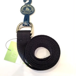 Nylon Belt Black