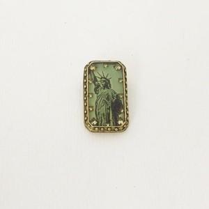 MAXIMAL ART アンティーク 自由の女神 モチーフブローチ:¥12,800+tax