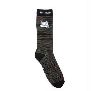 RIPNDIP - Peek A Nermal Socks (Space Yarn Dye)