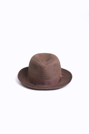 Hat / KIJIMA TAKAYUKI / No: 161220 / Brown