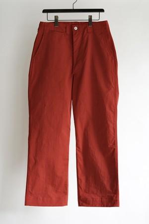 TUKI - field trousers (red)