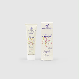 Healing Herbs ファイブフラワー ナチュラルクリーム(30g)