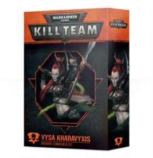 KILL TEAM COMMANDER: VYSA KHARAVYXIS 日本語版