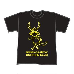 湘南ゴールドエナジーランニングクラブTシャツ