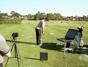 ゴルフスイング動画診断(チャット)