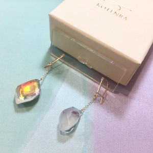 【KOTENRA】Opal art jewelry ピアス
