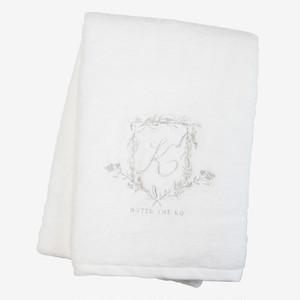 【HOTEL THE KO】プレオーガニックコットン使用バスタオル(今治生産タオル生地)