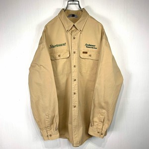 【carhartt 】Long-sleeved shirt