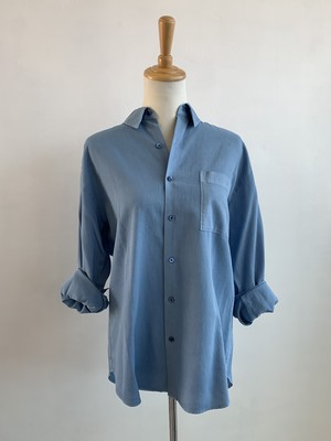 PASTEL d'Occitanie Cotton Venetian Shirt