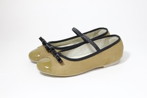 Ribon Pumps (beige)