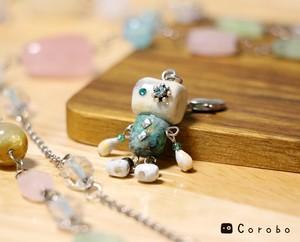 小さなお友達♪ロボットのチャーム Corobo NO.004