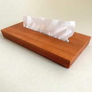 薄型ティッシュボックス チェリー