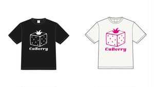 CuBerry Goods Tシャツ Heather Glay