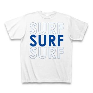 T-Lab 3SURFロゴクールネック(丸首)Tシャツ