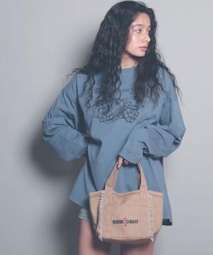 14845700【MINNETONKA/ミネトンカ】MT Fringe one mile tote bag