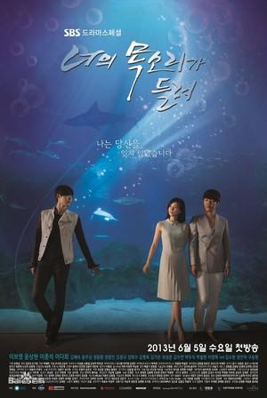 韓国ドラマ【君の声が聞こえる】Blu-ray版 全18話