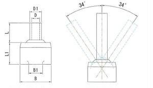 JTDP-16-5 高圧専用ノズル