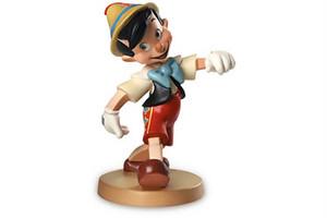 ディズニー フィギュア  ピノキオ wdcc 外の世界を見てください 1234324