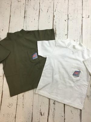 30%OFFhighking モックネックTシャツ 1171-1998-2