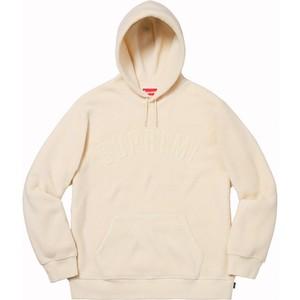 Supreme Polartec Hooded Sweatshirt Parker
